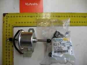 Genuine Kubota (& Yanmar) Fuel Pump RD411-51353 & 119225-52102 Only £89+vat