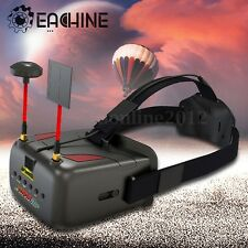 Eachine VR D2 Pro Upgraded Open Source 5'' 40CH 5.8G Diversity FPV Goggles DVR