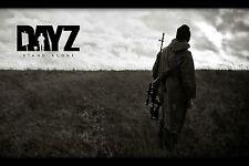 "Dayz Stand Alone Posters Games PC Art Silk Poster Wall Decor Prints 24x36"" DA.1"