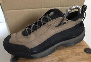 Men's TIMBERLAND Travel Trek ACT Nubuck Leather Trainers - Size 8.5