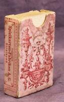 Kartenspiel um 1890 nicht ganz komplett 79 Karten Gesellschaftsspiele js