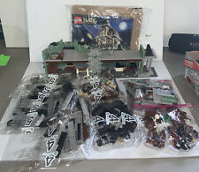 Lego Monster Fighters Haunted House (10228)-Preowned Most Sealed Bags
