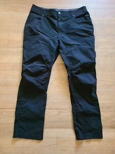 Swiss Tech Pants Men's Size 34 x 27 * Actual Straight Outdoors Hiking Active