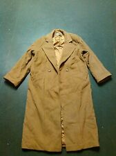 LL Bean Trench Coat Size 12 Vintage USA