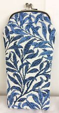 Willow Bough by William Morris Design Tapestry Reading Glasses Pouch  Signare