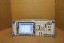 Rohde & Schwarz CMU 200 Universal Radio Comunicación Tester 1100.0008.02 R&S