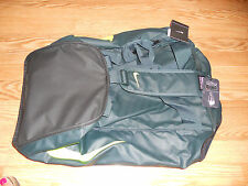 New Nike Dk Teal and Black Duffle Bag BA5182