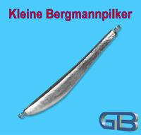 Bergmannpilker Pilker 140g für Pilkangelei in Dänemark Norwegen