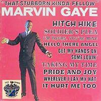 Marvin Gaye That Stubborn Kinda Fellow + 2 Bonus Tracks (Ogv) vinyl LP NEW seale