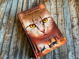 Buch: Warrior Cats Staffel 3/06. Die Macht der drei. Sonnenaufgang - Erin Hunter