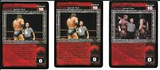 WWE RAW DEAL - 3X Disqualification! *FREE SHIPPING* RARE Reversal FACE