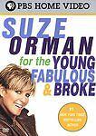 Suze Orman - For the Young, Fabulous and Broke (DVD, 2005)