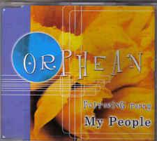 Orphean-My People cd maxi single Eurodance Holland