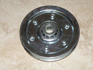 "Garage Door 3"" Sheave Pulley - Extension Spring Pulley Wheel NEW!"