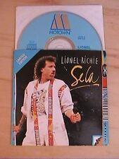 LIONEL RITCHIE - SE LA (RARE 1986 CARD SLEEVE CD SINGLE)