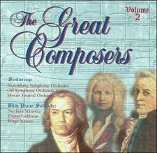Unknown Artist : Great Composers 2 CD
