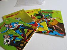 Superman silver age 60s, 4 Arabic Comics 237-240 Colored  سوبرمان كومكس
