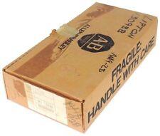 NIB ALLEN BRADLEY 1771-OB DC OUTPUT MODULE SER B 12-24V W/ WIRING HARNESS 1771OB