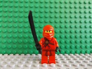 Brand New LEGO Ninjago KAI The Golden Weapons Mini Figure With Weapon