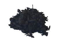 1kg Biochar charbon végétal TERRALBA + compost (micro-organismes)