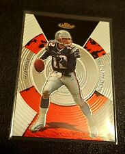 Tom Brady Non/Rookie 2005 Topps Finest New England Patriots