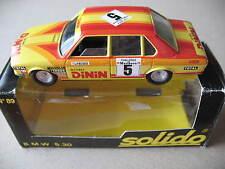 """Solido BMW 530 """"Dinin"""", RARE"""