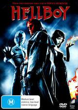 Hellboy DVD Aus Region 4 - Ron Perlman John Hurt
