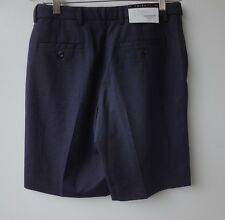 Twinhill Women's Casual Navy Shorts Size-2-New