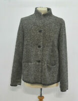 ** Annette Gortz ** Tweed jacket ** 36 ** Virgin Wool **