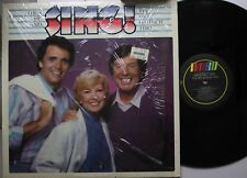 Country Lp The Bill Gaither Trio Then He Said, Sing! On Word