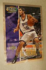 NBA CARD - Upper Deck - Play Makers Ltd Series - Peja Stojakovic - Kings