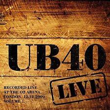 Live 2009, Vol. 1 by UB40 (Vinyl, Jun-2016, Relativity Entertainment)