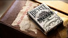 CARTE DA GIOCO BICYCLE 52 PROOF standard deck,poker size