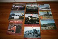 Collection of PENNSYLVANIA RAILROAD Calendars as a lot of 9