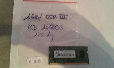 Barette mémoire 1 Giga DDR3 - PC3 10600S