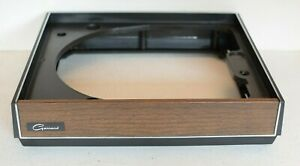 Garrard 40 MKII Turntable Plinth, May Fit Other Models