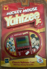 Disney Mickey Mouse Yahtzee Jr. Electronic Hand held Game