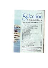 selection du reader's digest fevrier 1975