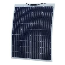 100W Reinforced semi-flexible solar panel with ETFE coating (German solar cells)