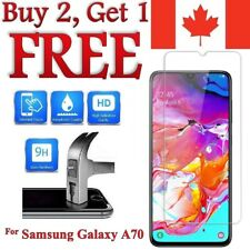 Premium Tempered Glass Screen Protector for Samsung Galaxy A70