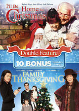 A Family Thanksgiving/Ill Be Home for Christmas (DVD, 2013)