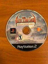 Arc the Lad: Twilight of the Spirits (Sony PlayStation 2, 2003)