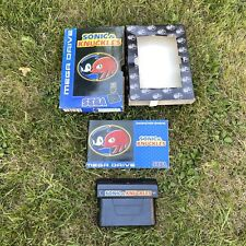 Sonic & Knuckles - Sega Mega Drive - Boxed Complete With Manual