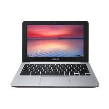 "Asus C200MA-DS01 11.6"" Chromebook Celeron N2830 Dual-Core 2.16GHz 2GB 16GB SSD"
