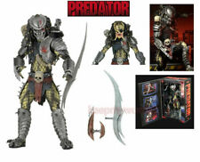 "NECA Predator Concrete Jungle Scarface Predator Action Figure 11"" PVC Model Toy"