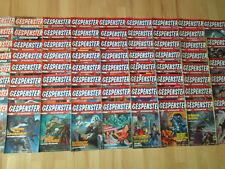 Gespenster Geschichten - Konvolut 77 Comichefte ORIGINAL ERSTAUSGABEN BASTEI