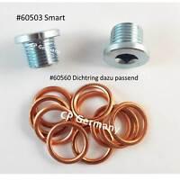 Smart 453 Oelablassschraube M16x1,5+ 3x Dichtringe #60560 (#60503)