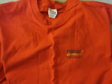 FOUR (2 DIFFERENT COMPANIES) PHARMACEUTICAL LARGE T-SHIRTS