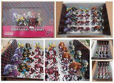 Scatola espositore con 24 pupazzi Monster High 6+4+4+4+3+3 figure Comansi cm 10