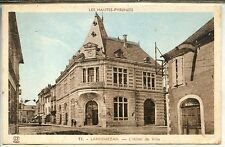 CP 65 Hautes-Pyrénées - Lannemezan - L'Hôtel de Ville